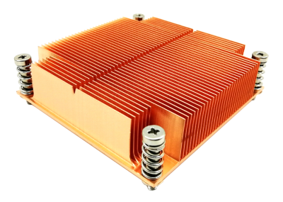 LGA 2011 1U Square Passive Server Heatsink